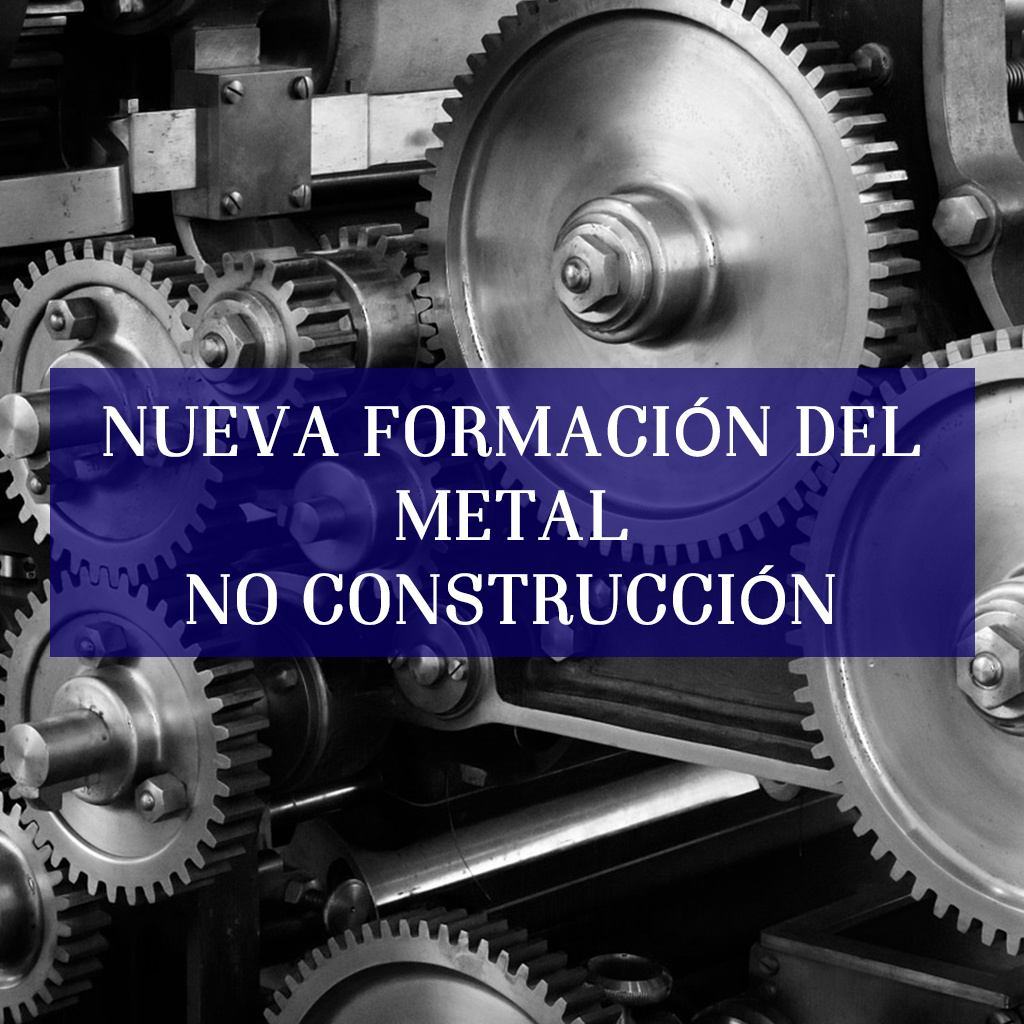 NUEVA FORMACION DEL METAL
